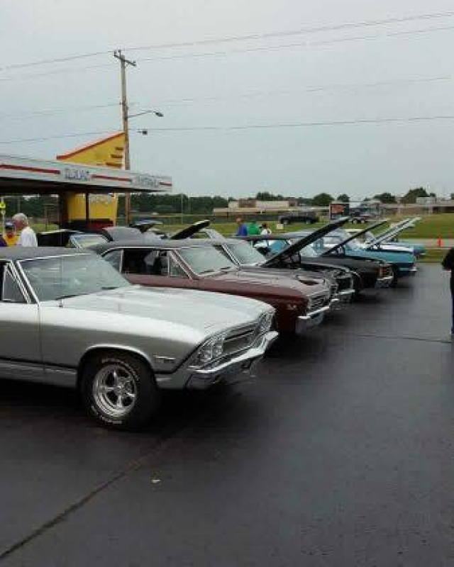 Gus S Drive In Car Show